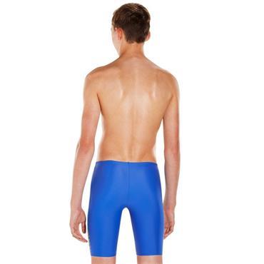 Speedo Boys Lightning Spritz Jammer Shorts - BLUE