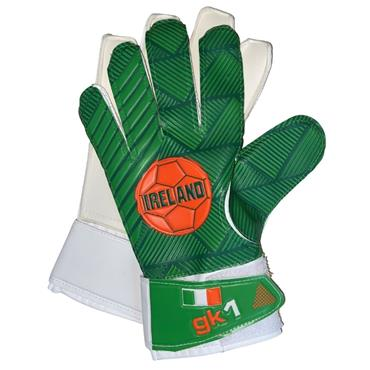 Sportech Ireland Kids Goalkeeper Glove - Green