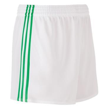 O'Neills Sperrin Shorts - White/Green