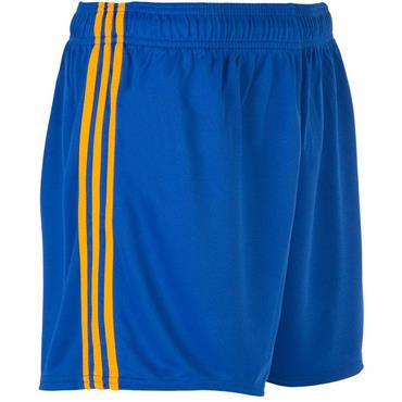 SPERRIN SHORTS - BLUE/AMBER