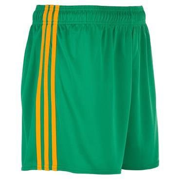 O'Neills Sperrin Shorts - Green/Amber