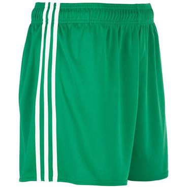 SPERRIN SHORTS - GREEN/WHITE