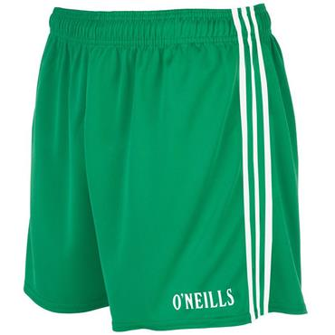 O'Neills Sperrin Shorts - Green/White