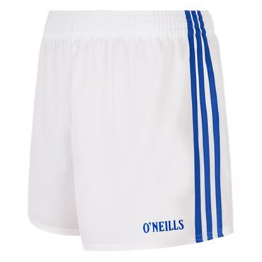 SPERRIN SHORTS - WHITE/BLUE