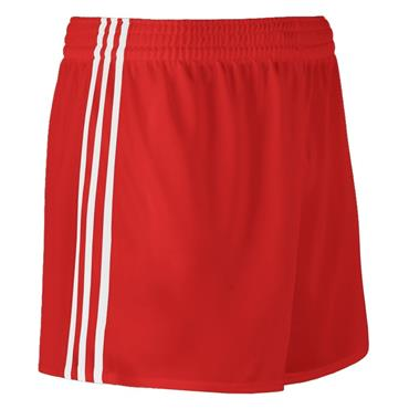 SPERRIN SHORTS - RED/WHITE