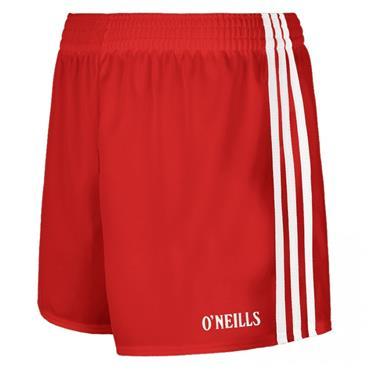 O'Neills Sperrin Shorts - Red/White