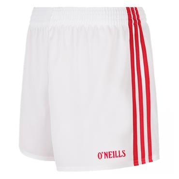 O'Neills Sperrin Shorts - White/Red