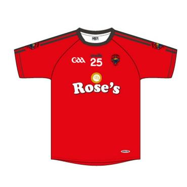 O'Neill's Kids St Michaels Home Jersey - Red