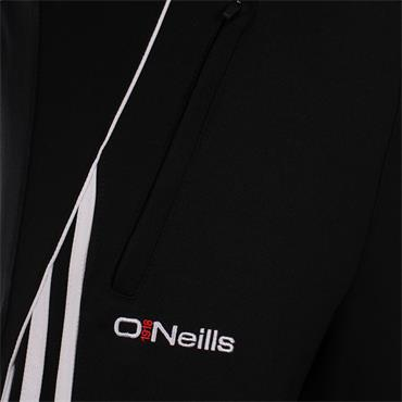 O'Neills Kids St. Michaels GAA Aston Skinny Pants - Black/White