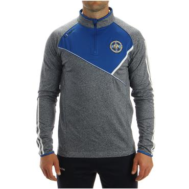 ADULTS CLOUGHANEELY SUIR 122 HZ TOP - GREY/BLUE