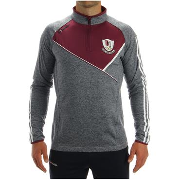 KIDS LETTERKENNY GAELS SUIR 122 HZ TOP - GREY/MAROON