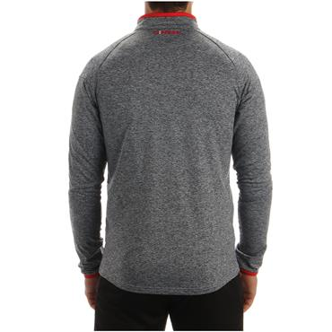 KIDS ST MICHAELS SUIR 122 HZ TOP - GREY/RED