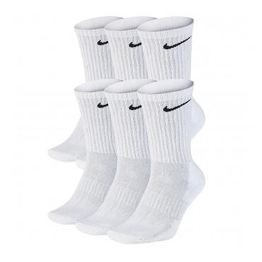 Nike Adults Everyday Sock - White