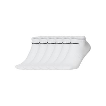 Nike Unisex Ankle Socks - White