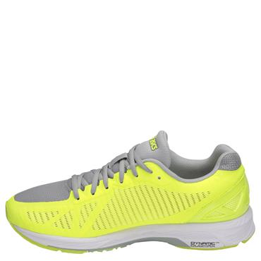 MENS GEL DS TRAINER 23 RUNNING SHOE - YELLOW