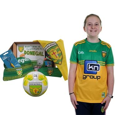 Kids Donegal GAA Ultimate Supporters Gift Box - N/A