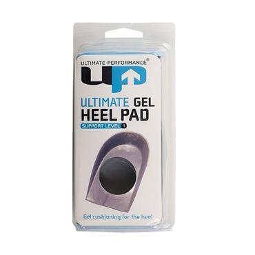 ULTIMATE PERFORMACE GEL HEEL PADS - Grey