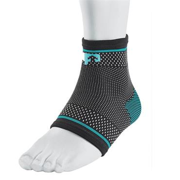 Ultimate Performacne Compression Elactic Ankle Support - BLACK