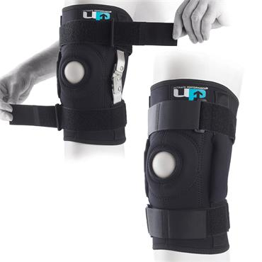 ULTIMATE PERFORMANCE KNEE BRACE - BLACK