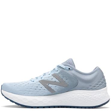 NEW BALANCE WOMENS 1080v9 RUNNING SHOE - BLUE/WHITE