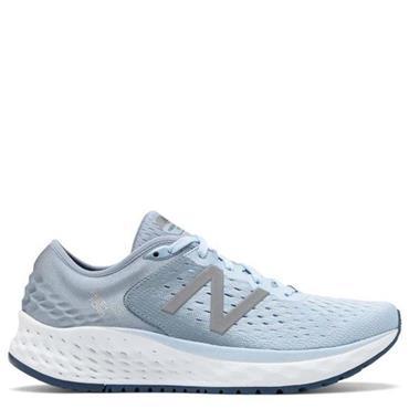 New Balance Womens 1080v9 Running Shoe - Blue/White