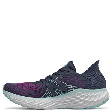 New Balance Womens 1080V10 Running Shoe - Navy