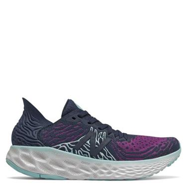 New Balance Womens 1080V10 Running Shoe - Navy