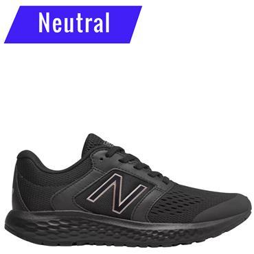 New Balance Womens 520v5 Runners - BLACK