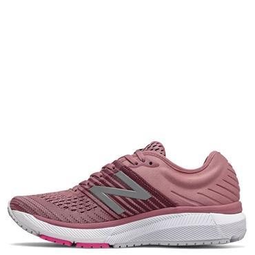 New Balance Womens 860V10 Running Shoe - Pink