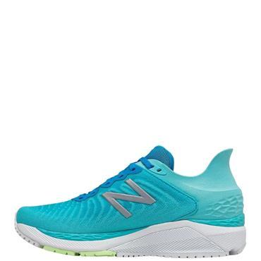 NEW BALANCE WOMENS 860V11 RUNNING SHOES - BLUE
