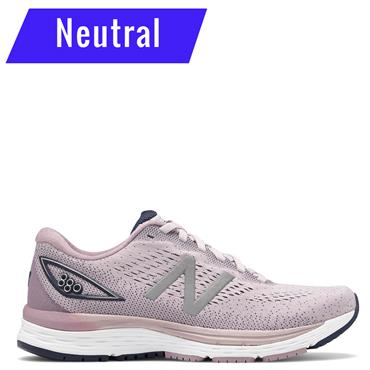 New Balance Womens 880V9 Running Shoe - Purple