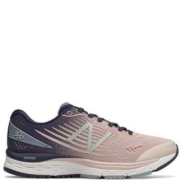New Balance Womens 880v8 Running Shoe - Pink/Blue