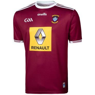 O'Neills Adults Westmeath GAA Home Jersey 19/20 - Maroon