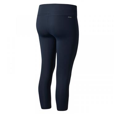 New Balance Womens Accelerate Leggings - Navy