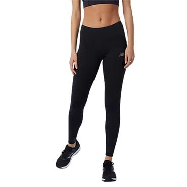 New Balance Womens Impact Run Leggings - BLACK
