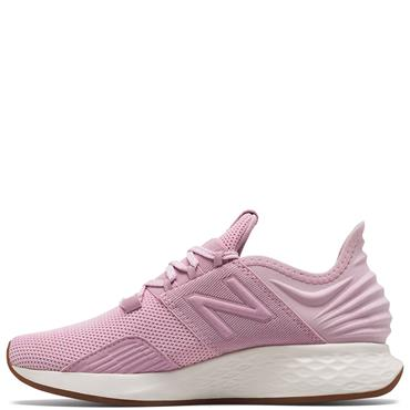New Balance Womens Fresh Foam Roav Knit Trainers - Pink