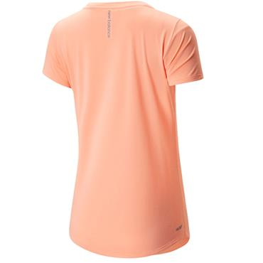 New Balance Womens Accelerate T-Shirt - Pink