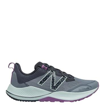 New Balance Womens NitrelV3 Trail Shoes - Grey