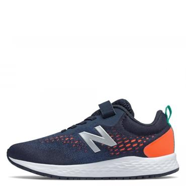 New Balance Kids Fresh Foam Arishi Running Shoe - Navy