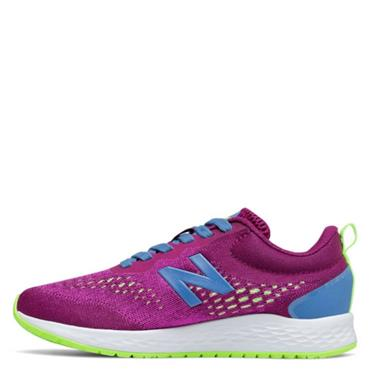 New Balance Kid's Fresh Foam Arishi Running Shoe - Purple