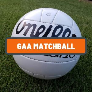 GAA MATCH BALL