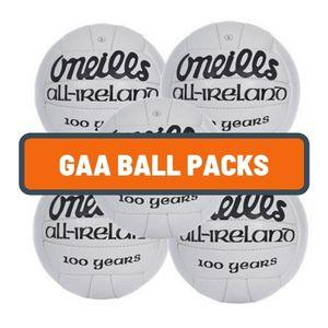 GAA BALL PACKS