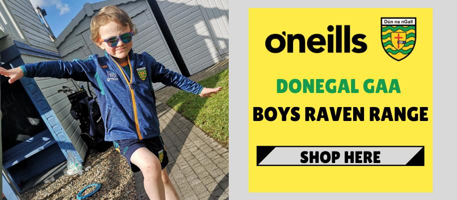 Boys Donegal Range