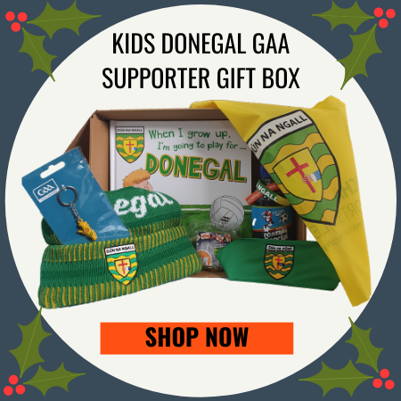 Kids Donegal GAA Supporters Gift Box