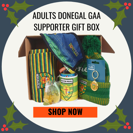 Adults Donegal GAA Supporters Gift Box