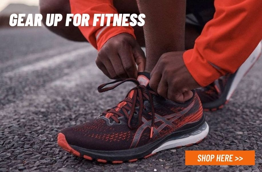 Gear up for fitness