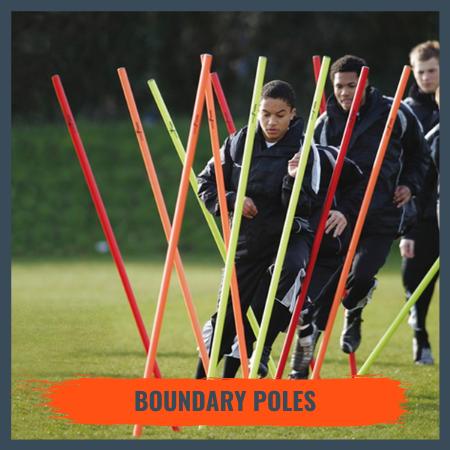 Boundary Poles