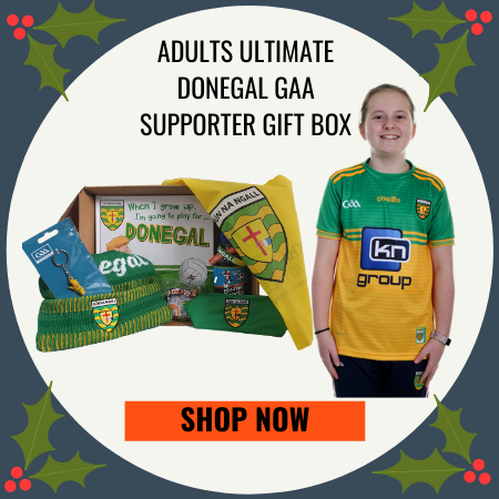 Kids Donegal GAA Ultimate Supporters Gift Box