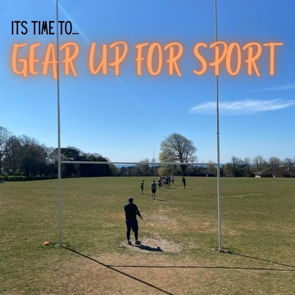 Gear up for sport