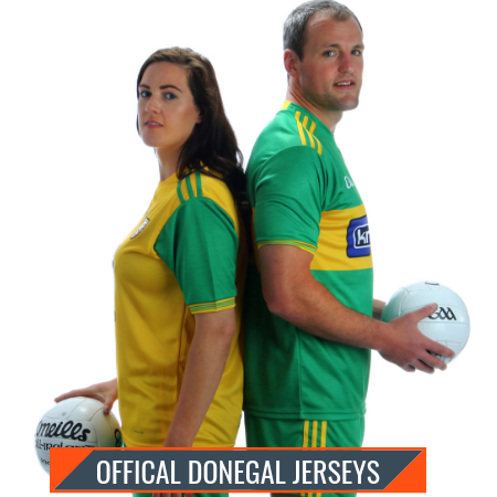 Official Donegal Jerseys